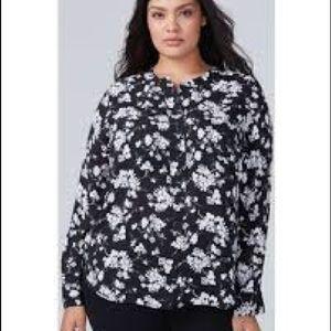 NWOT Lane Bryant Soft Shirt
